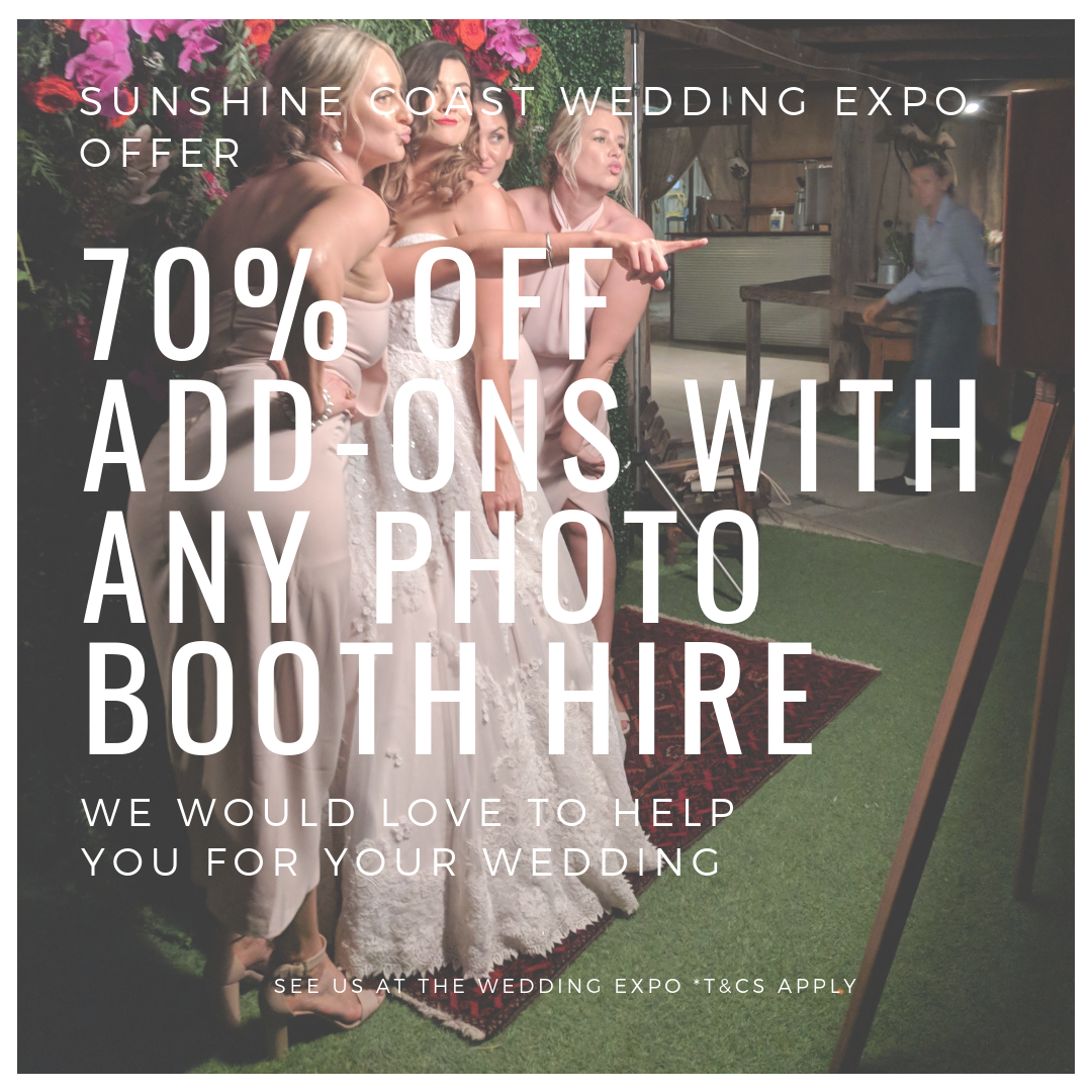 Traditional Photo Booth Hire Sale!
