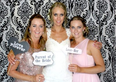 Mother, Bride, Sister