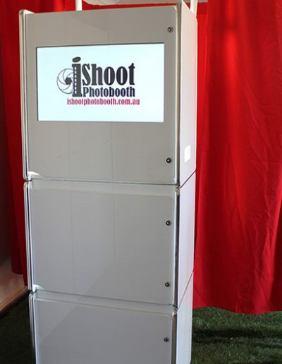 Tradtional Photo Booth