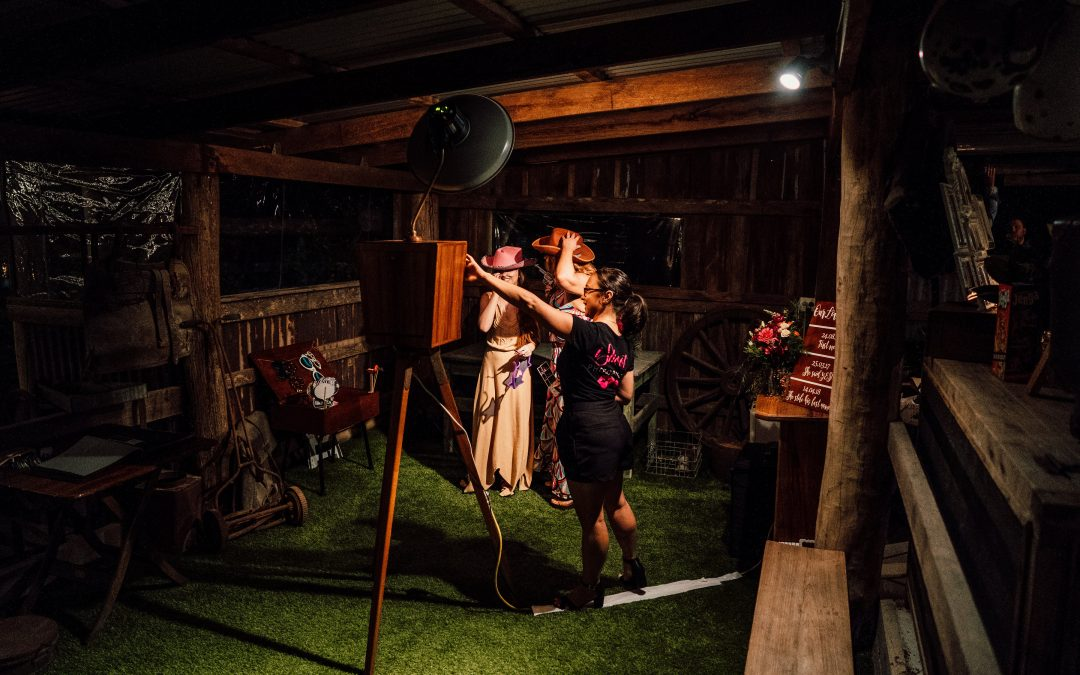 Why have a photo booth Attendant?