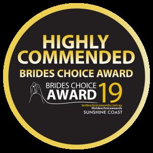 Brides Choice Awards 2019