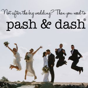 Pash & Dash Weddings