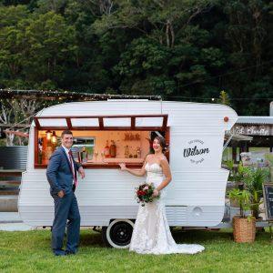 Wilson Popup Caravan Bar