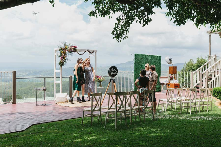 Tranquil Park Ceremony, Reception and Photo Booth