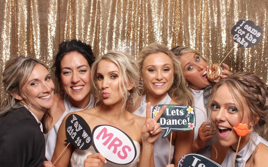 Photo Booth at Maleny Manor