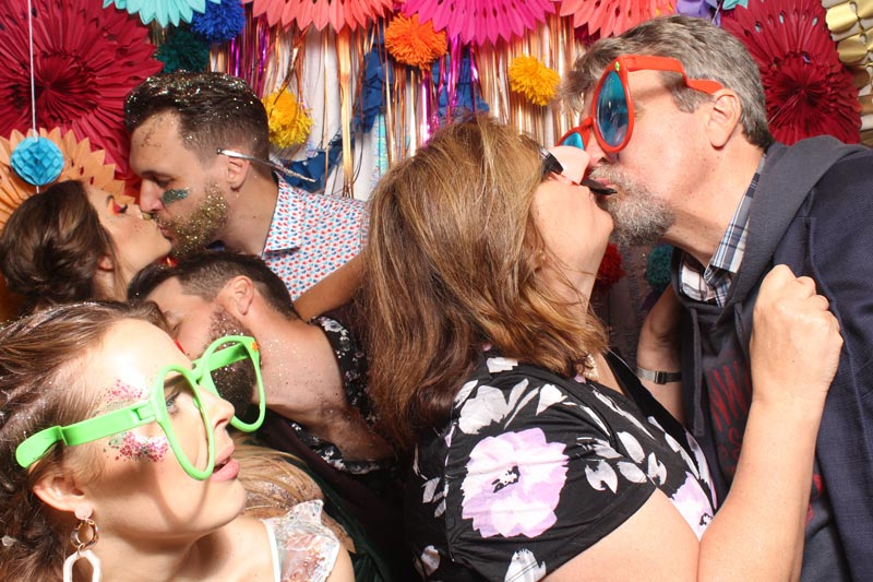 Romance in the Photo Booth