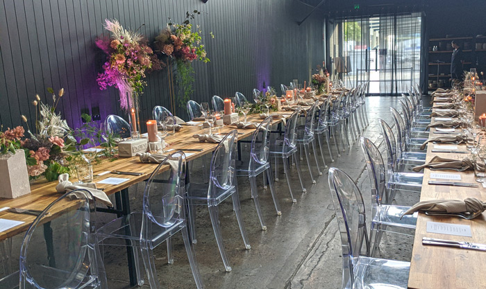 The Refinery - Brisbane Wedding Venue